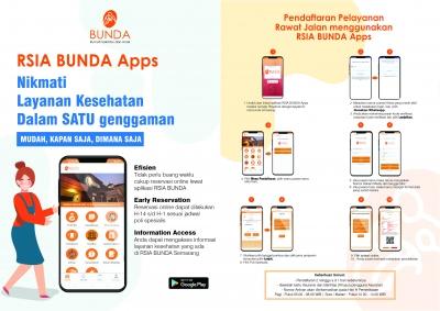 RSIA BUNDA Semarang Apps