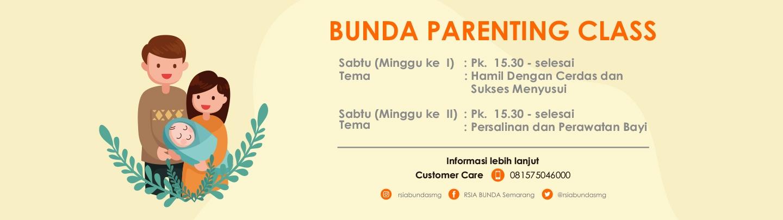 <h2>Bunda Parenting Class</h2>